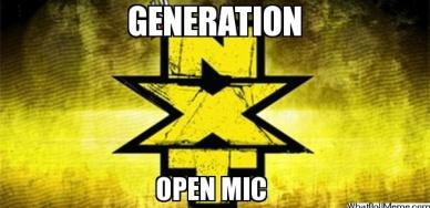 generation nxt flyer