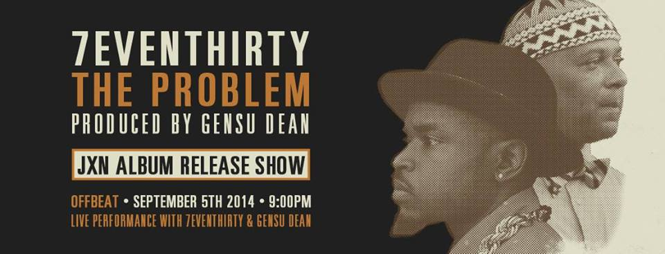 "7even Thirty Album Release Party for ""The Problem"" Prod. By Gensu Dean"