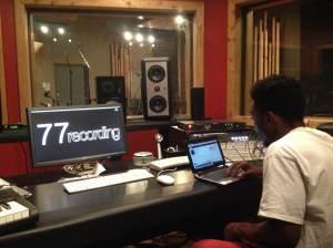 LaJuan's In-Studio Photo