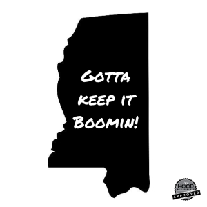 keep it boomin
